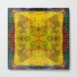 Abstract Acrylic Print 1 Metal Print