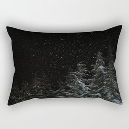 February Rectangular Pillow
