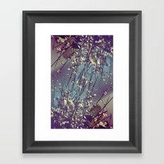 Flower Flip Framed Art Print