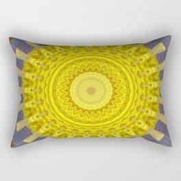 Some Other Mandala 303 Rectangular Pillow