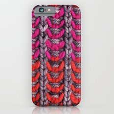 Neon Mikkey Knit Slim Case iPhone 6s