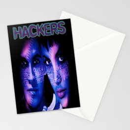 Dont Mess With Hackers Stationery Cards