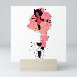 No. 9 Mini Art Print