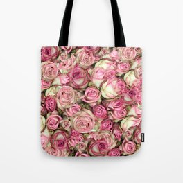 Your Pink Roses Tote Bag