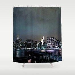 Gotham Tale Shower Curtain