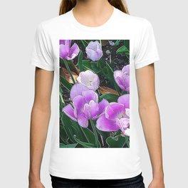 JC FloralArt 05 T-shirt