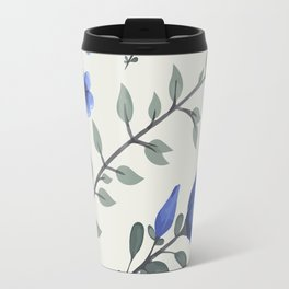Flowers -a41 Travel Mug