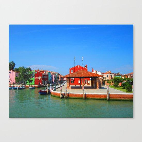 Drunken Fishermen Canvas Print