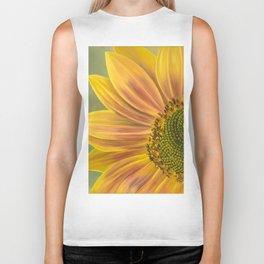 Sunflower Annie Hardy Biker Tank