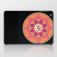 ohm iPad Cases featuring Ohm by TypicalArtGuy