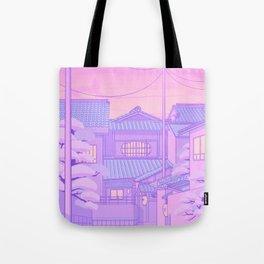 Kyoto Walk Tote Bag