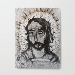 The Anointed One Metal Print