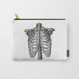 Ribcage Carry-All Pouch