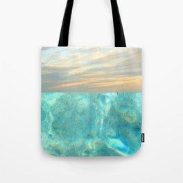 seascape 001 Tote Bag