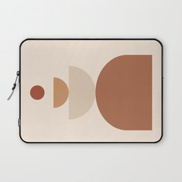abstract series two (sand) Laptop Sleeve