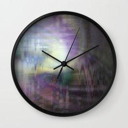 Dawn Breaking Wall Clock