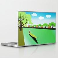 vietnam Laptop & iPad Skins featuring Vietnam views by Design4u Studio