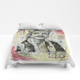 Gypsy Punk Eugene Hütz Comforters