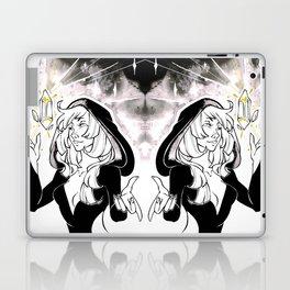 Inktober : Mysterious Laptop & iPad Skin