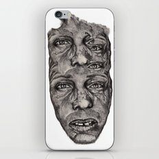 Paul iPhone & iPod Skin