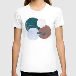 colour study 2 T-shirt