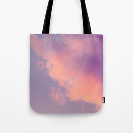 Pastel Twilight Tote Bag