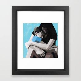 Precious Belonging Framed Art Print