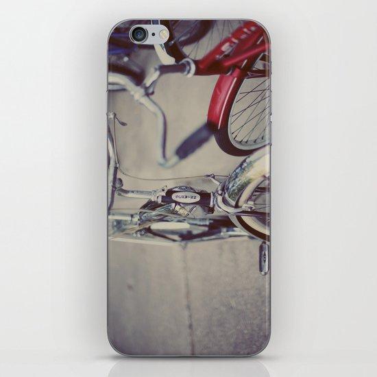 Summer Rides iPhone & iPod Skin