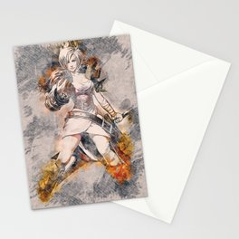 RIVEN - League of Legends Stationery Cards