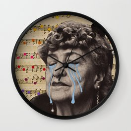 Sadsong Wall Clock