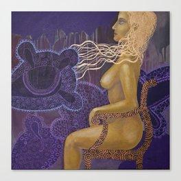 Darker Daydream Canvas Print