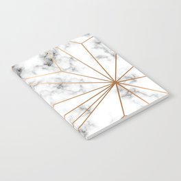Marble & Gold 046 Notebook