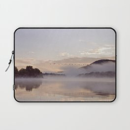 Into the Mists of Dawn Laptop Sleeve
