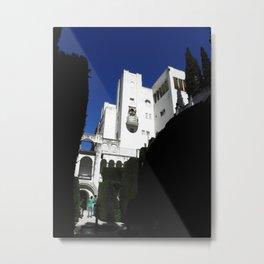 Rodriguez-Acosta Metal Print