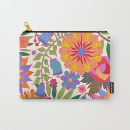 Just Flowers Lite Carry-All Pouch
