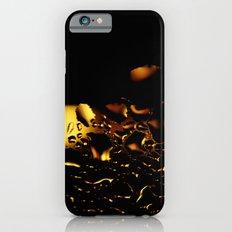 Raindrops on Glass #2 iPhone 6 Slim Case