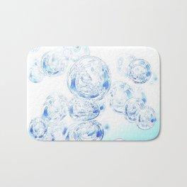 refreshing effervescence Bath Mat