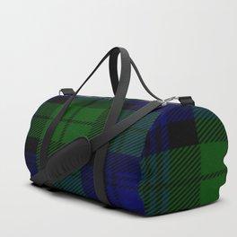 MY BLACK WATCH TARTAN Duffle Bag
