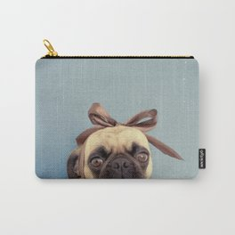 Lola Bow Carry-All Pouch