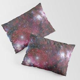 Fascinating Satellite Telescope Orion Mintaka M42 Complex Ultra HD Pillow Sham