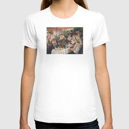 Auguste Renoir - Luncheon of the Boating Party (Le déjeuner des canotiers) T-shirt