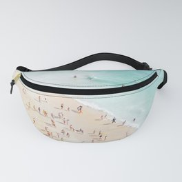 People at the Beach Fanny Pack