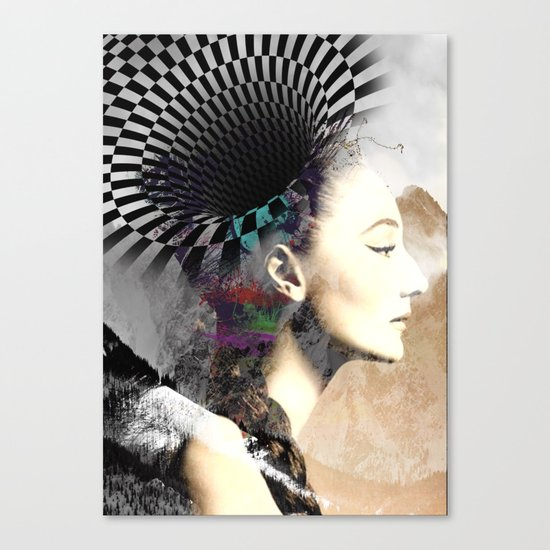Women 8 Canvas Print