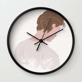 Skam   Even Bech Næsheim #2 Wall Clock