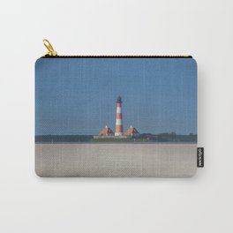 Lighthouse Westerhever Germany Carry-All Pouch