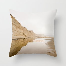 Point Reyes Seashore Throw Pillow
