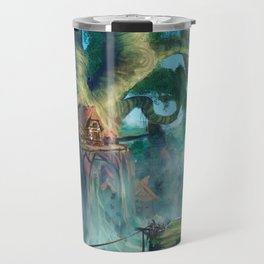 Lost Civilization Travel Mug