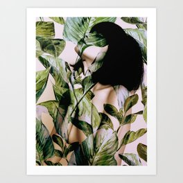 In Bloom I Art Print