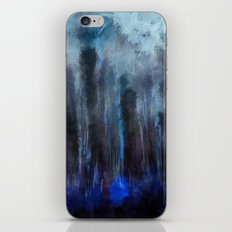 Forest of soul iPhone & iPod Skin
