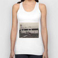 holiday Tank Tops featuring Holiday by PintoQuiff